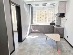 (江北)金河湾,电梯11楼精装修,首付5万,1室1厅1卫22万48.29m²出售
